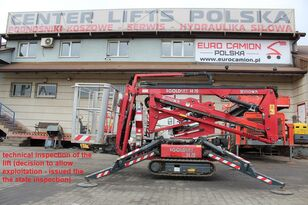 HINOWA Goldlift 1470 - 14 m oil&steel octopussy 1412, cte, teupen, omme articulated boom lift