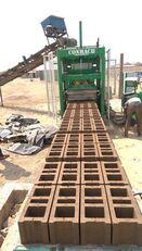 new CONMACH BlockKing-20MS Concrete Block Making Machine - 8.000 units/shift block making machine