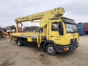 MAN L200 Anton Rutmann T310 (31m GERMANY) 200 кг Свіжа! bucket truck
