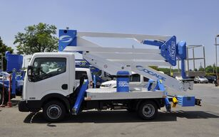new Socage DA324 bucket truck