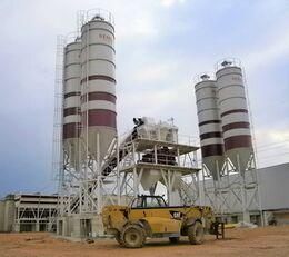 new SEMIX Stationary 200 STATIONARY CONCRETE BATCHING PLANTS 200m³/h concrete plant