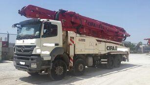 CIFA K52L XLRZ concrete pump
