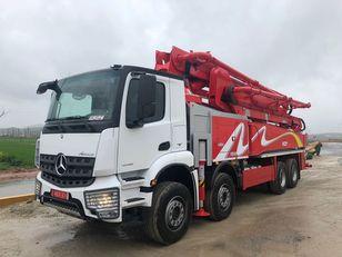 new KCP 46m - AROCS 4143 8x4/4 - Mercedes-Benz - NUEVO - concrete pump