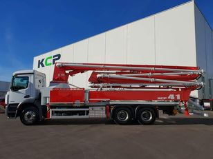 new KCP KCP41ZX5150 concrete pump
