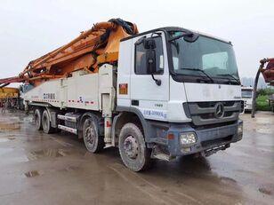 Zoomlion ZLJ5419THB on chassis MERCEDES-BENZ Actros 4141-52m concrete pump