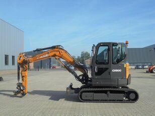 new CASE CX 60C  mini excavator