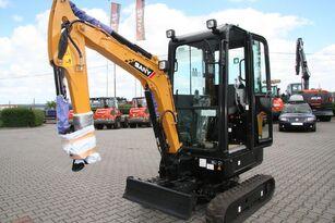new SANY 18C mini excavator
