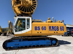 BAUER GB 60 pile driver