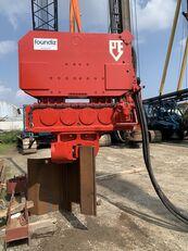 PVE 2313 vibro with PVE 250 power unit  pile driver