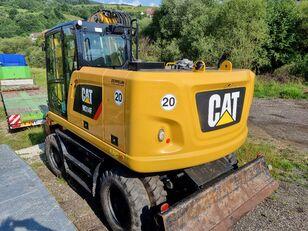 CATERPILLAR M314 F CAT mth 1800 rok 2017 wheel excavator