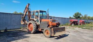 YUMZ 6КМ wheel excavator