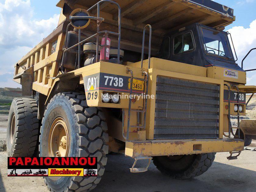 CATERPILLAR 773B haul truck