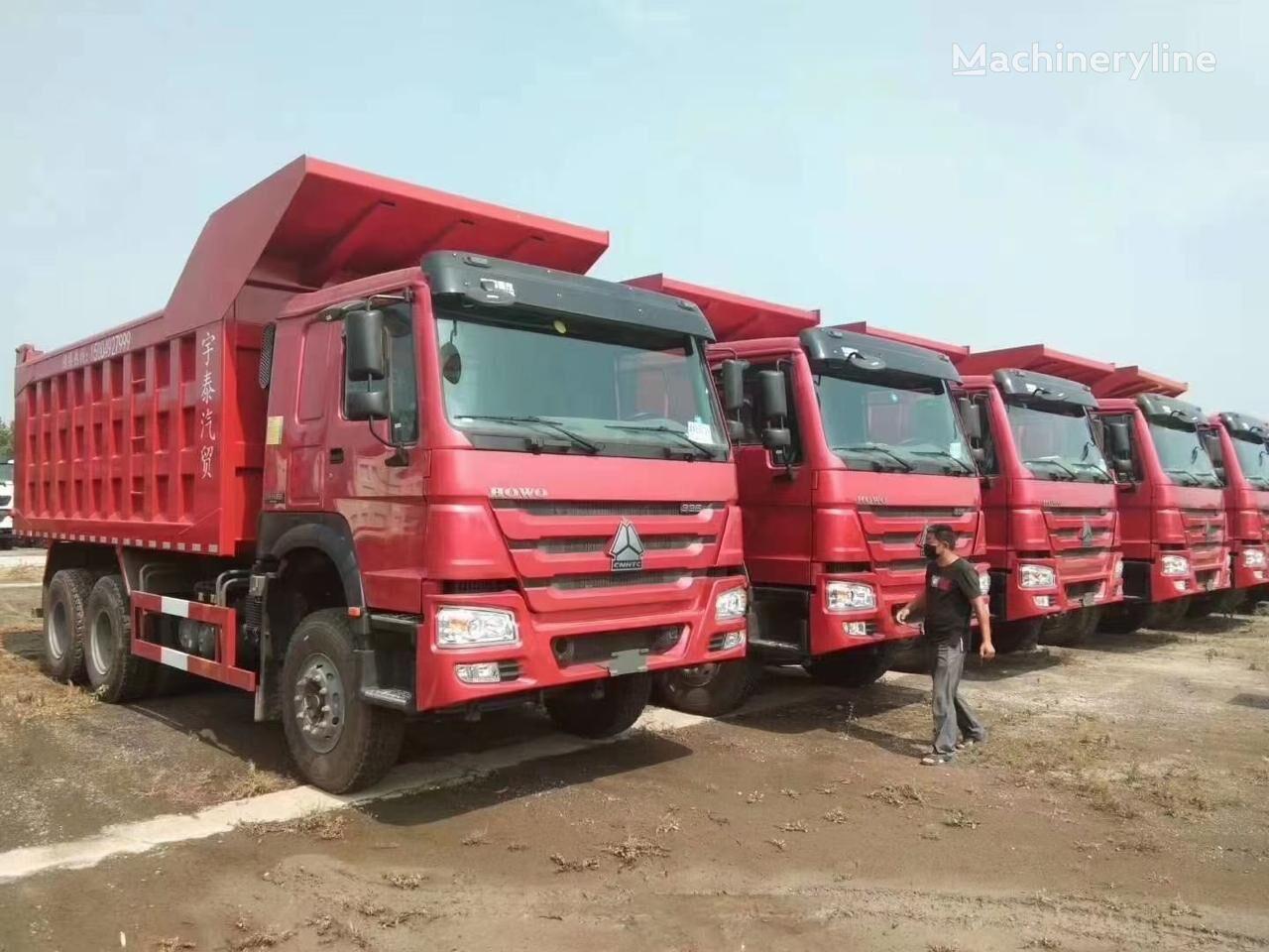 new HOWO haul truck