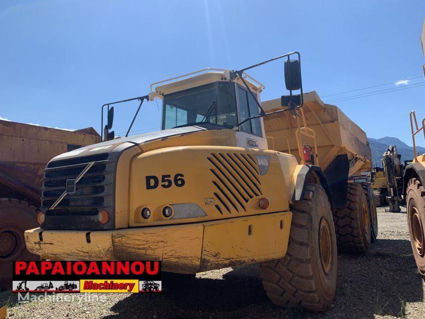 VOLVO A40D haul truck