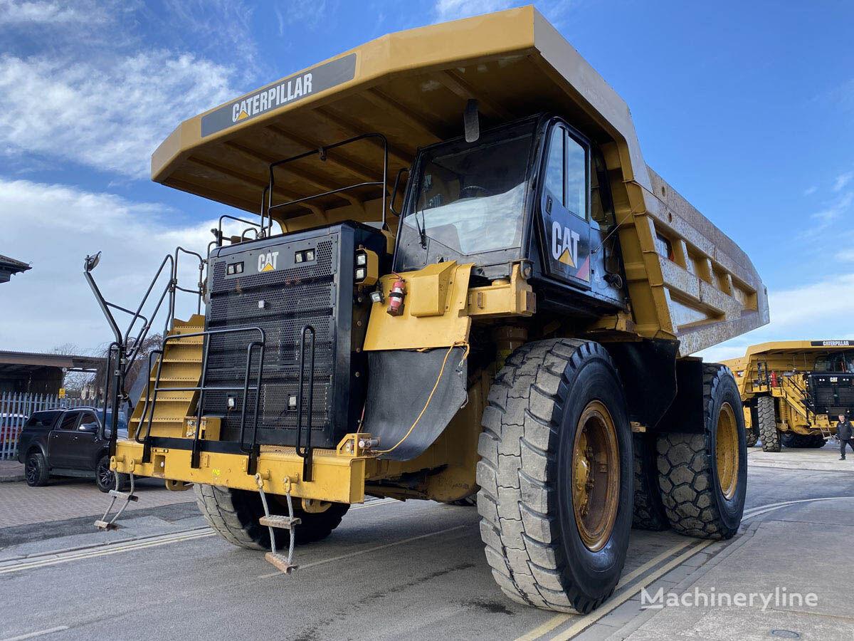 CATERPILLAR 777G haul truck