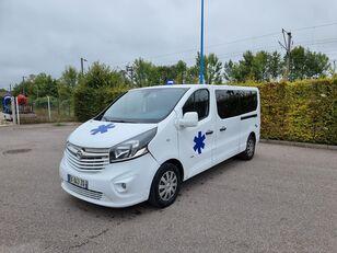 OPEL VIVARO L2H1 - 140 CV - 163 000 KM - 2017 - LES DAUPHINS ambulance