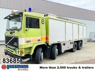 VOLVO F 12 fire truck